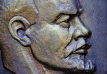 Lenin - Gesicht